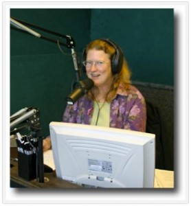 I'll be a guest of GardenLine radio host C.L. Fornari (shown here) this Saturday, Nov. 8, 8:00-10:00 am. Please call in with your questions!