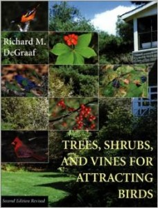 A great reference book for creating bird-friendly landscapes.